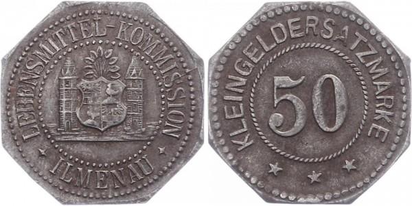 Ilmenau 50 Pfennig o.D. - Lebensmittel-Kommission