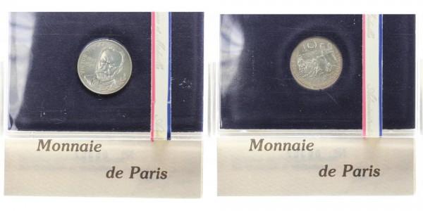 Frankreich 10 Francs 1985 - Victor Hugo