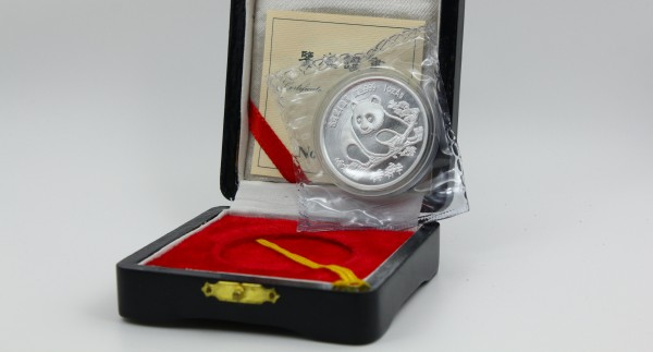 China Medaille 1994 - Munich Coin Show