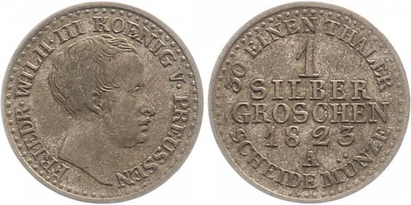 Preussen 1 Groschen 1923 - Friedrich Wilhelm III