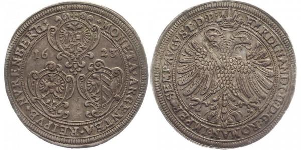Nürnberg Reichsthaler 1623 - Ferdinand II.