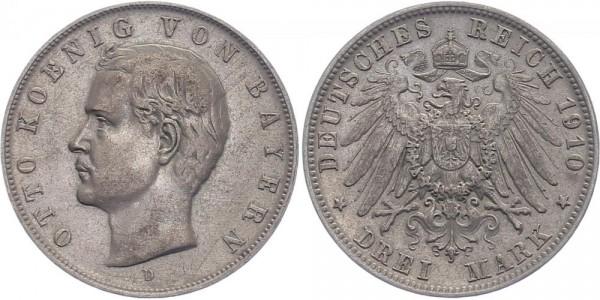 Bayern 3 Mark 1910 - Otto