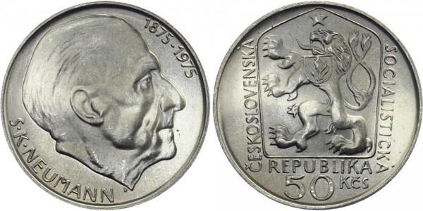 CSSR 50 Kč 1975 - S.K. Neumann