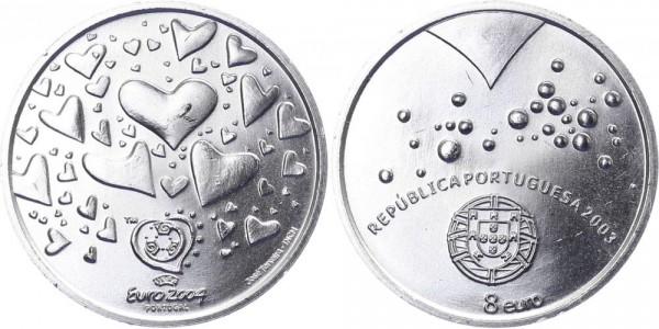 Portugal 8 Euro 2004 - Fußball EM 2004