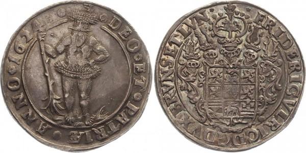 Braunschweig Reichsthaler 1624 - Friedrich Ulrich