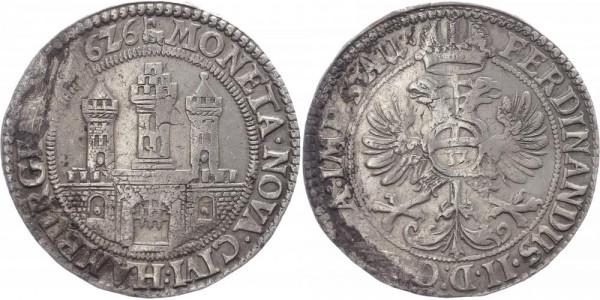Hamburg Taler 1626 - Ferdinand II. 1619-1637