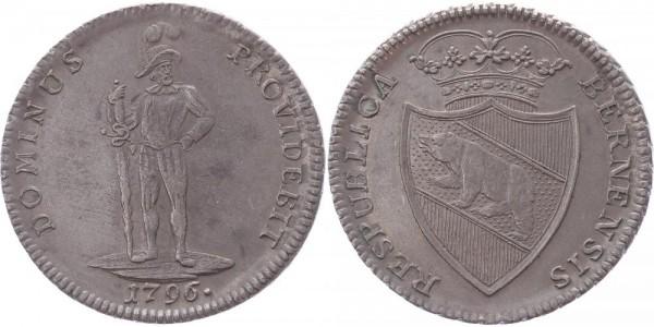 Schweiz Taler 1796 Bern Stadt und Kanton