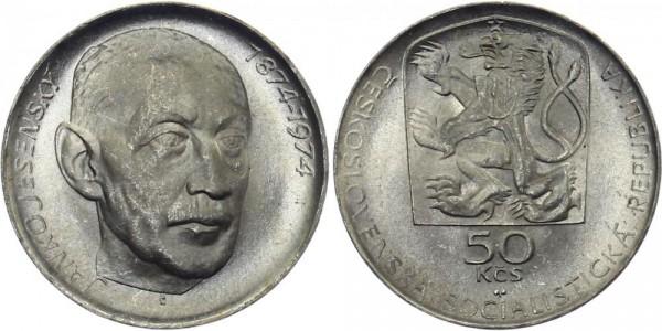 CSSR 50 Kč 1974 - Janko Jesensky