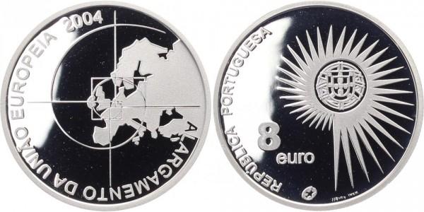Portugal 8 Euro 2004 - EU Erweiterung