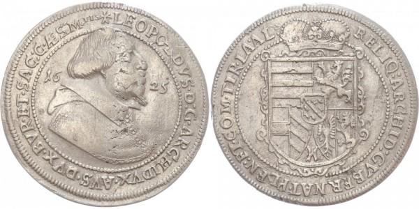 RDR Taler 1625 Ensisheim Leopold V., 1619-1632