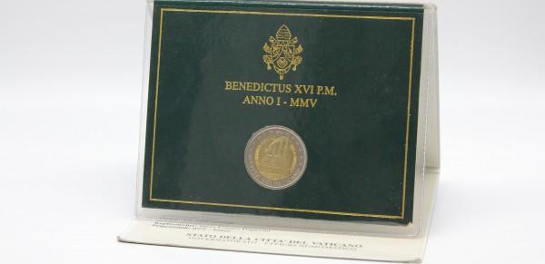 Vatikan 2 Euro 2005 XX. Weltjugendtag