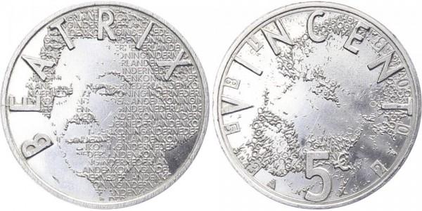 Niederlande 5 Euro 2003 - Vinzent van Gogh