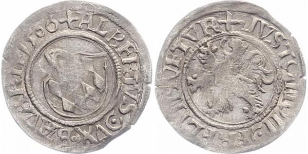 Bayern 1/2 Batzen 1506 - Albrecht IV. der Weise