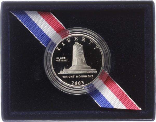 USA 0,5 Dollars 2003 - Wright