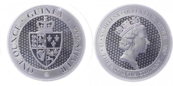 St. Helena 1 Pfund 2019 - Guinea