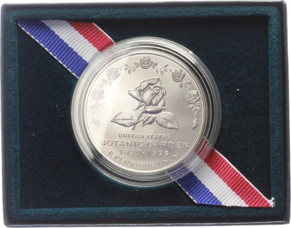 USA 1 Dollar 1997 - Botanischer Garten
