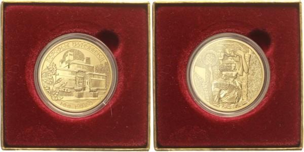 Österreich 100 Euro 2004 - Wiener Secession