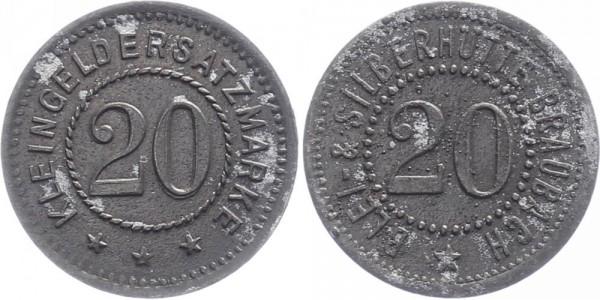 Braubach 20 Pfennig o.D. - Blei- und Silberhütte
