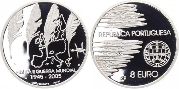 Portugal 8 Euro 2005 - 60 Jahre Kriegsende