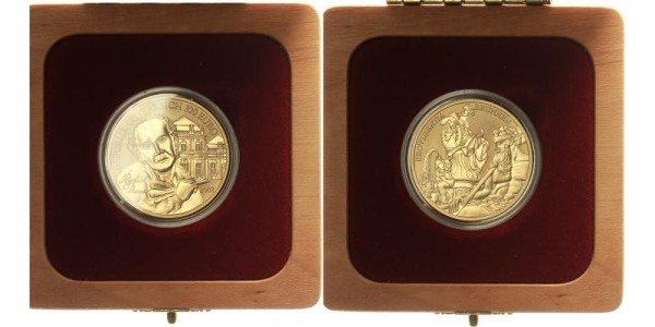 Österreich 100 Euro 2002 - Bildhauerei