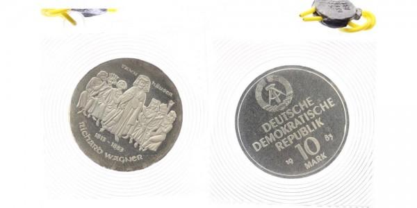 DDR 10 Mark 1983 - Wagner