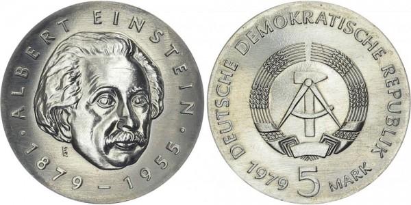 DDR 5 Mark 1979 A Einstein