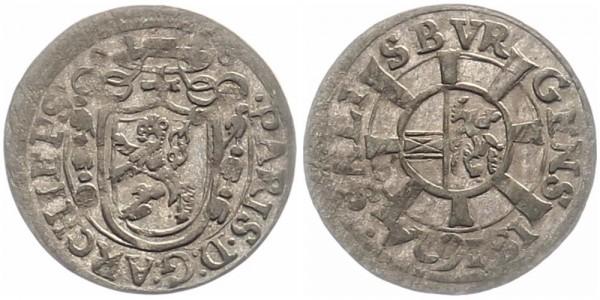 Salzburg 1 Kreuzer 1624