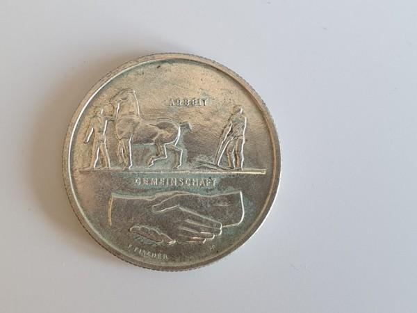 Schweiz 5 Franken 1939 Landesausstellung (Zurich Exposition)