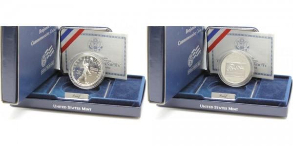 USA 1 Dollar 2006 P Benjamin Franklin Tercentenary, Scientist PP
