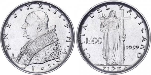 Vatikan 100 Lire 1959 - Paul VI