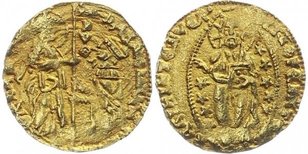 Venedig 1 Zecchino 1382-1400 - Antonio Venier