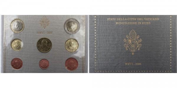 Vatikan KMS (3,88€) 2006 - Benedikt XVI.
