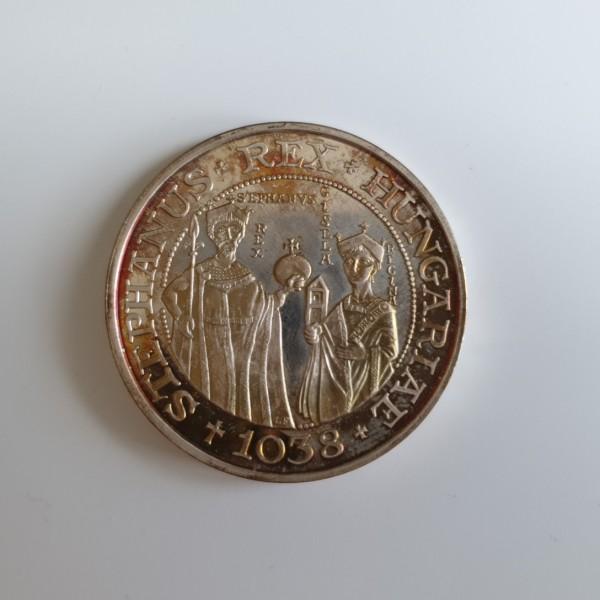 Ungarn 500 Forint 1988 950. Todestag St. Stephan PP