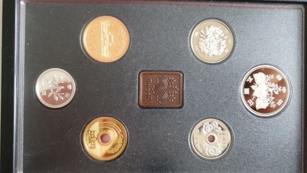 Japan 6xMünzen (500, 10, 50, 10, 5, 1 Yen) und 1xMedaille 1987 Mint Bureau Japan Proof Coin Set PP