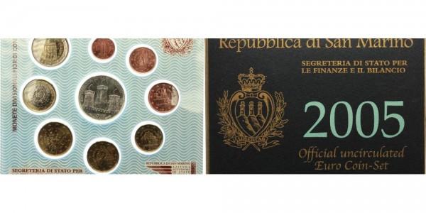 San Marino (8,88€) 2005 - KMS