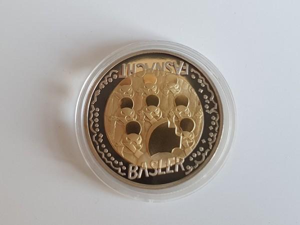 Schweiz 5 Franken 2000 Fasnacht (Schweizer Bräuche) PP