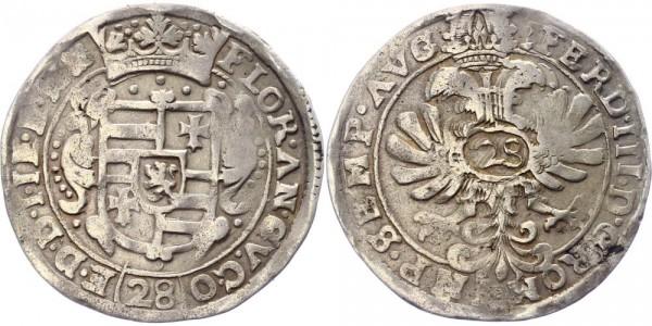 Oldenburg Gulden 28 Stüber o.J. Ferdinand III. ( 1637 - 1657 )