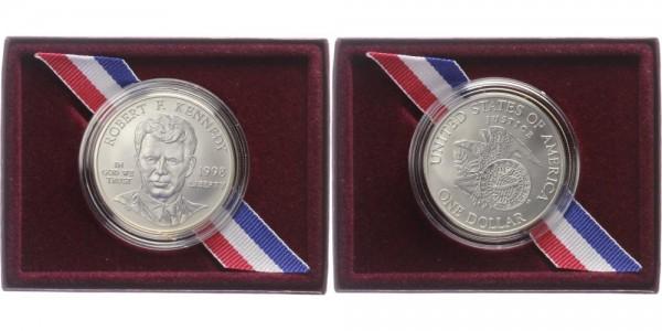USA 1 Dollar 1998 - Kennedy