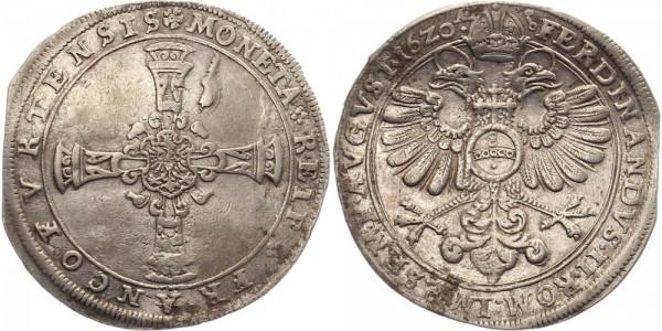 Frankfurt 1 Thaler 1620 - Ferdinand II.