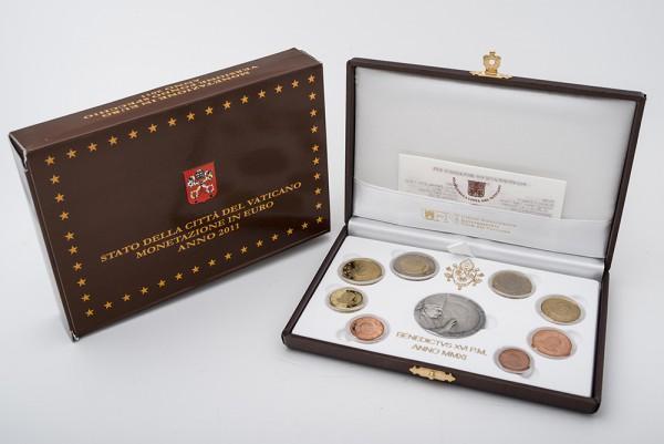 VATIKAN 3,88 Euro 2011 - KMS