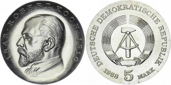 DDR 5 Mark 1968 A Koch