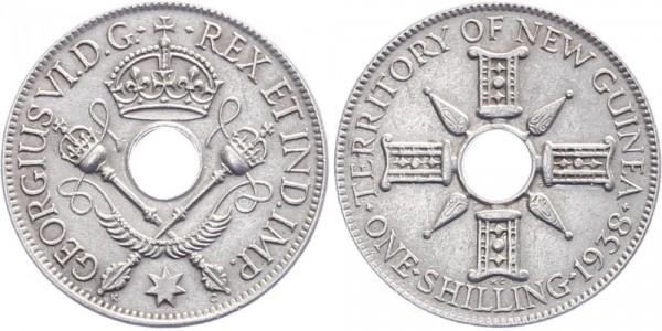 Neu Guinea 1 Schilling 1938