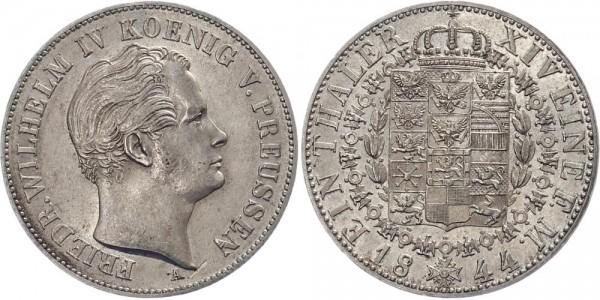 Preussen Taler 1844 - Friedrich Wilhelm