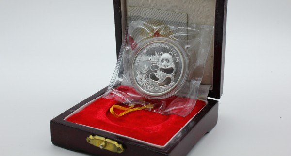 China Medaille 1993 - Munich Coin Show