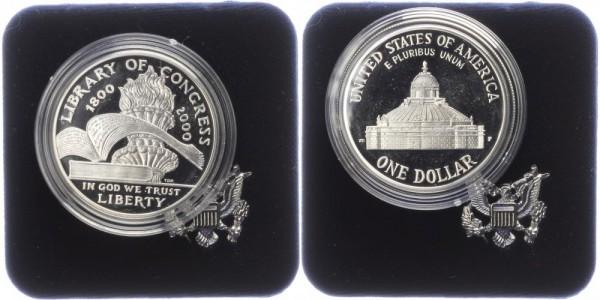 USA 1 Dollar 2000 - Kongressbibliothek