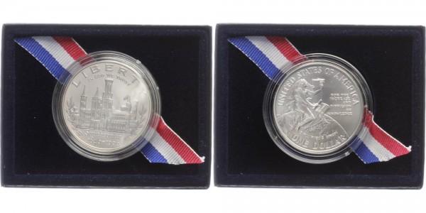 USA 1 Dollar 1996 - Smithsonian