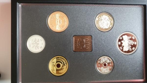 Japan 6xMünzen (500, 10, 50, 10, 5, 1 Yen) und 1xMedaille 1988 Mint Bureau Japan Proof Coin Set PP